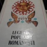 LEGENDE POPULARE  ROMANESTI, EDITIE CRITICA  STUDIU INTRODUCTIV TONY BRILL,741 P