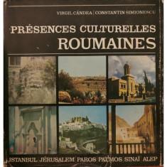 Presences culturelles Roumaines - Virgil Candea, Constantin Simionescu