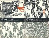 Douasprezece scaune + Vitelul de aur / Ilf si Petrov / 2 volume