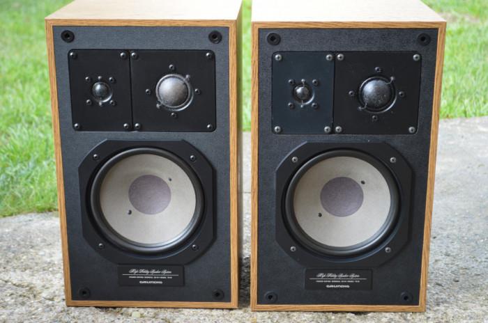 Boxe Grundig Box 660 A
