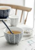 Set 20 de servetele - Bleu Pebble | Tokyo Design Studio