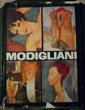 Valentin Lipatti - Modigliani (text în lb. engleză Sergiu Celac)