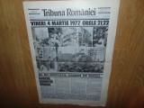 Cumpara ieftin REVISTA TRIBUNA ROMANIEI NR:105 ANUL 1977-CUTREMURUL DIN 4 MARTIE 1977
