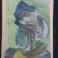 Pictura veche gen Picasso