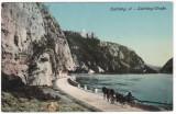 #2396- Romania, Orsova carte postala necirculata 1914: Calea Széchényi, Fotografie