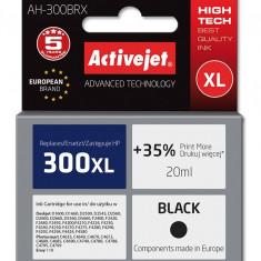 Cartus compatibil HP-300xl negru pentru HP CC641EE, Premium Activejet, Garantie 5 ani