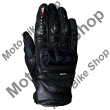MBS Manusi piele Oxford RP 4 Short Sports Glove Tech, negre, 2XL, Cod Produs: GM1731012XLOX