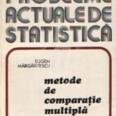 Metode de comparatie multipla
