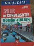 GHID DE CONVERSATIE ROMAN-ITALIAN-ADRIANA LAZARESCU