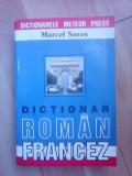 Dictionar roman-francez , francez-roman - MARCEL SARAS