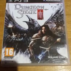 Cumpara ieftin PS3 Dungeon siege 3 - joc original by WADDER