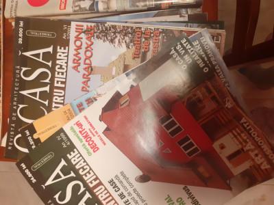 Casa mea, Casa lux, O casa pentru fiecars, reviste foto
