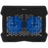 Cooler Tellur Basic 15.6 inch 2 ventilatoare Negru