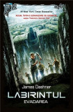 Evadarea - Labirintul Vol. I | James Dashner
