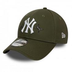 Sapca New Era 9forty Twine New York Yankees Verde - Cod 354702789