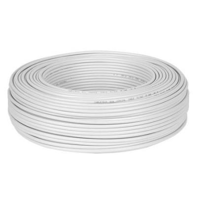 Cablu coaxial cupru 1 x 0.12 mm, 75 Ohm, rola 150 m foto