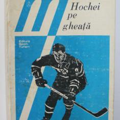 HOCHEI PE GHEATA de VIRGIL CRIHAN , 1982