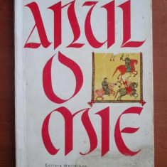 ANUL O MIE - HENRI FOCILLON