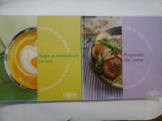 PREPARATE DIN CARNE + SUPE SI MANCARURI CU SOS - Reader's Digest (2 carti) foto