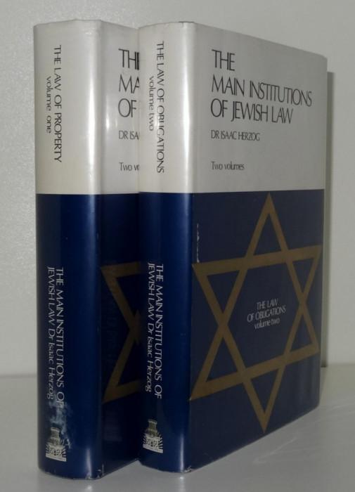 Principalele institutii ale legii evreiesti Iudaism-Evrei-Torah-Talmud