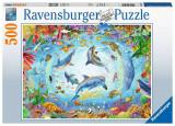 Cumpara ieftin Puzzle Vartej Ocean 500 Piese