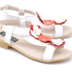 Sandale dama din piele naturala - Made in Romania SCORALB
