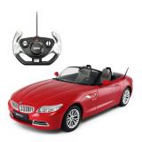 Masina cu telecomanda BMW Z4, rosu, scara 1 la 12