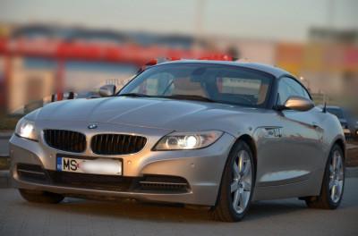 BMW Z4 CABRIO, ABIA UTILIZAT, 50500 KM, 24 300 EURO NEGOCIABILI!!! foto