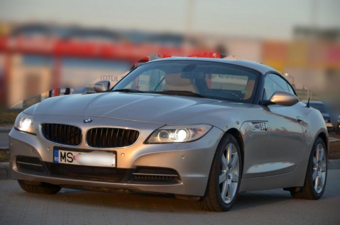 BMW Z4 CABRIO, ABIA UTILIZAT, 50500 KM, 24 300 EURO NEGOCIABILI!!!
