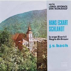 Hans Eckart Schlandt la orga Bisericii Negre din Brasov (Vinil)