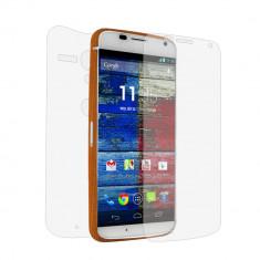 Folie de protectie Clasic Smart Protection Motorola Moto X Wood