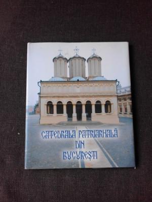 CATEDRALA PATRIARHALA DIN BUCURESTI, ALBUM foto