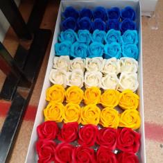 Trandafiri sapun-set 50 buc!