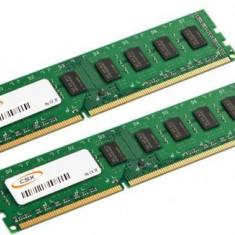 Memorie CSX CSXO-D3-LO-1333-4GB-2KIT, 2x2GB, DDR3, 1333MHz