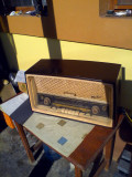Aparat de Radio Pe Lampi Philips Merkur Md BD 473A anii 50