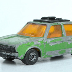 Macheta MATCHBOX nr. 7 VW Volkswagen Golf 1976
