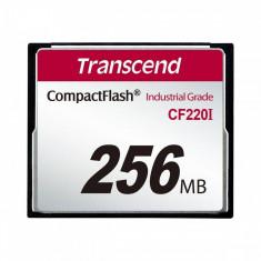 Card de memorie Transcend Industrial CF220I 256MB