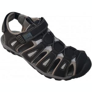 Sandale barbatesti maro Gioseppo 33093 negru