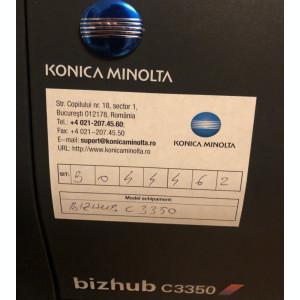 Konica Minolta Bizhub C3350