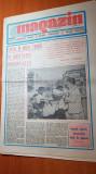 Ziarul magazin 8 martie 1986-art. femeile patriei,remarcabila forta de progres