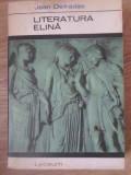LITERATURA ELINA-JEAN DEFRADAS