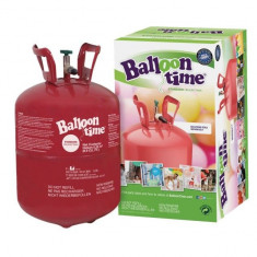 Butelie cu heliu pentru baloane 0.25 mc