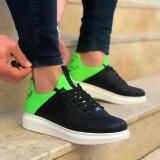 Nu rata ! Adidasi barbati casual - Cele mai noi modele - Comanda acum !, 40, Alb
