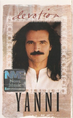 Casetă Yanni ‎– Devotion: The Best Of Yanni foto