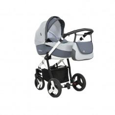 Carucior 2 in 1 BabyActive Mommy CBAM1G, Gri