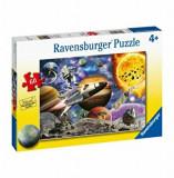 Puzzle Ravensburger - Explorare in spatiu, 60 piese