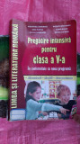 LIMBA SI LITERATURA ROMANA CLASA A V A PREGATIRE INTENSIVA PLETOIU GRADINARU
