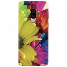 Husa silicon pentru Samsung S9 Plus, Flower