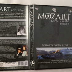 [DVD] Mozart On Tour 6DVD - dvd original