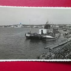 Tulcea vedere din port
